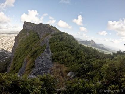Climbing Corps de Garde