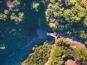 Chamarel Falls - Drone Mauritius