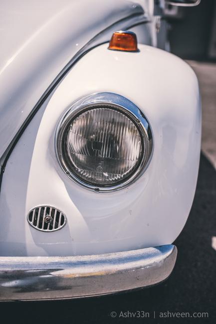10th Classic Tour Mauritius - VW Beetle