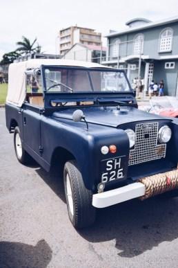 10th Classic Tour Mauritius - Land Rover
