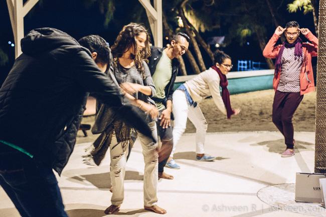 Instameet Mauritius IDDC WWIM14 - The Dance Floor