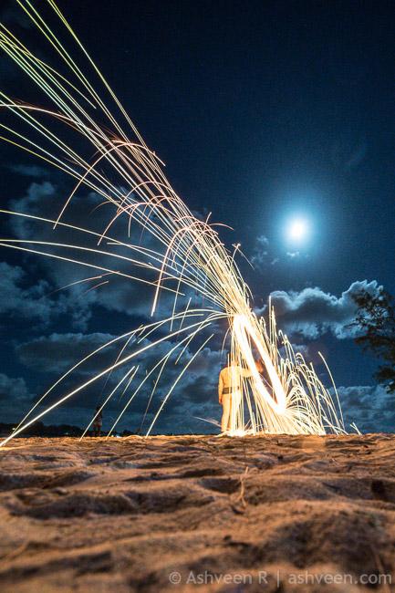 Instameet Mauritius IDDC WWIM14 - Steelwool Moment