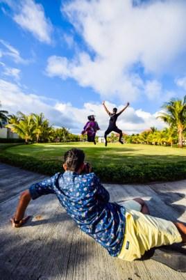 Instameet Mauritius: Tamassa Resort - Monkey Time