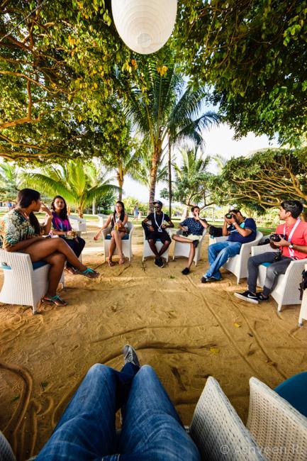 Instameet Mauritius: Tamassa Resort - The Gathering