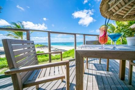 Lux Belle Mare Mauritius KBar Cocktail Setup