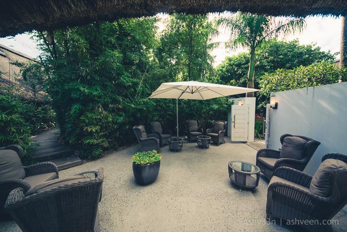 Lux Belle Mare Mauritius Tea House