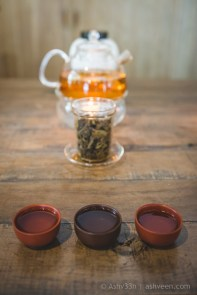 Lux Belle Mare Mauritius Tea House Tasting