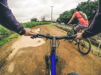 MTB Mauritius - Beau Songes - The Cane Fields