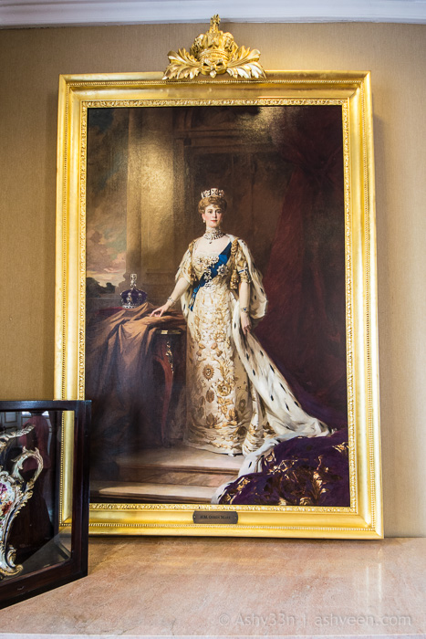 International Monuments Day - Government House - Queen Mary