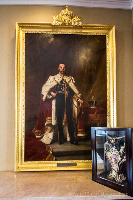 International Monuments Day - Government House - King Georges