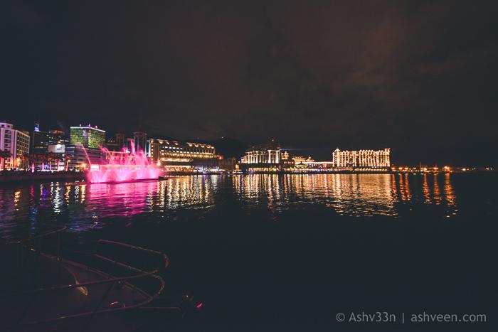 Porlwi by Light - The Port