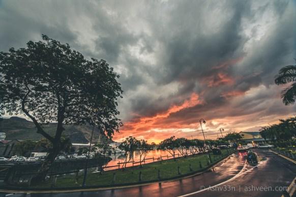 Porlwi by Nature - Sunset