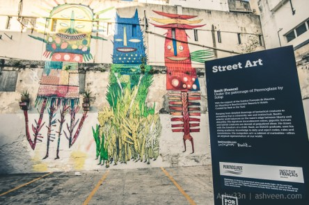 Porlwi by Nature - Bourbon Street Art