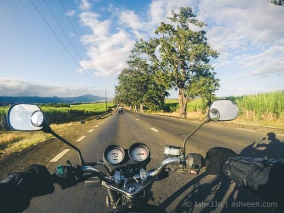 Adventure Trip: Cascavelle - Haojue 125