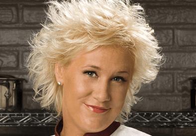 Asheville Celebrity Spotting Food Network Star Anne