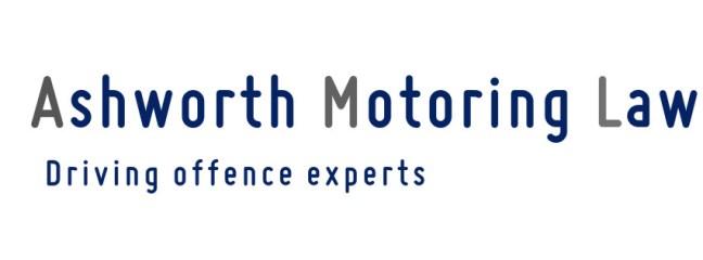 Ashworth Motoring Law Logo