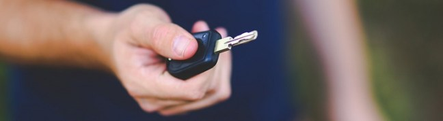 New driver keeps driving licence and avoids 6 penalty points