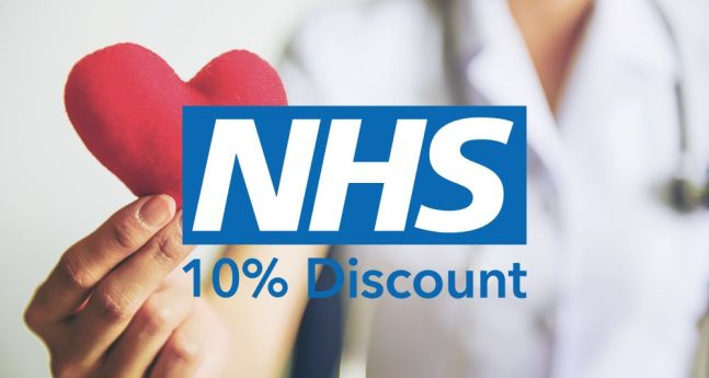 Covid discount for NHS staff