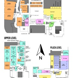 map of the titan student union [ 2550 x 3300 Pixel ]