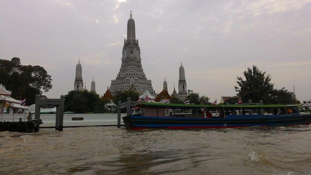 Таиланд, комендантский час, коронавирус