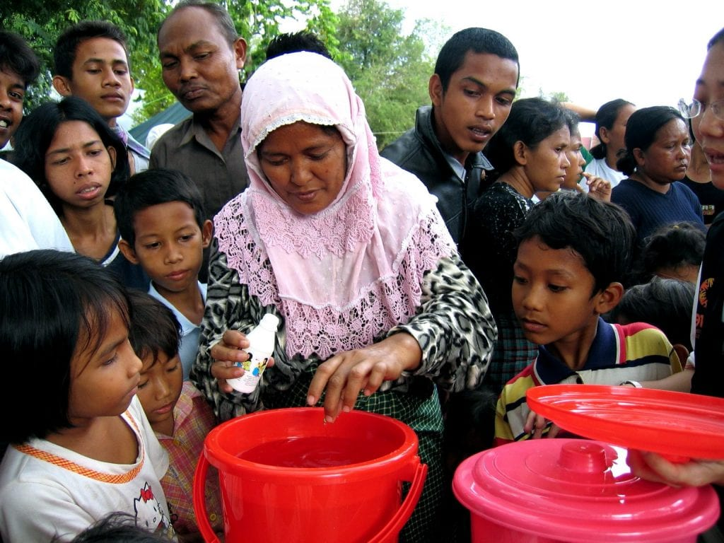Индонезия, система здравоохранения Индонезии, Были, коронавирус