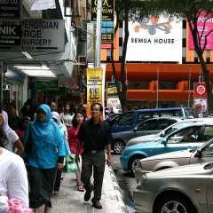 Масджид Индия, Малайзия, карантин