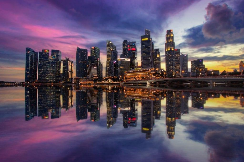 Сингапур, коронавирус