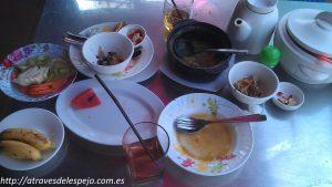 Hok Heng 9 - Comida Khmer tradicional