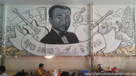 Sin Sisamuth - Rey de la música Khmer