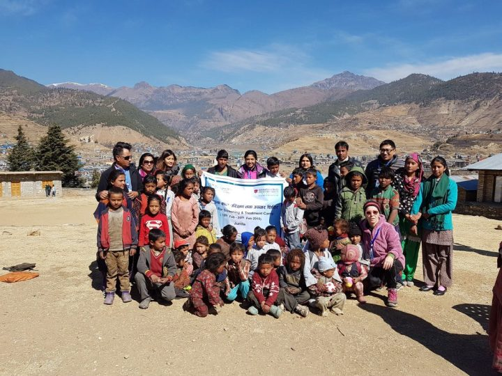 Misión a Jumla - Equipo Ear Care - Samsara