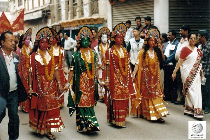 Desfile de deidades - Ajimas - By Uray1130 - Own work, CC0, https://commons.wikimedia.org/w/index.php?curid=32425215