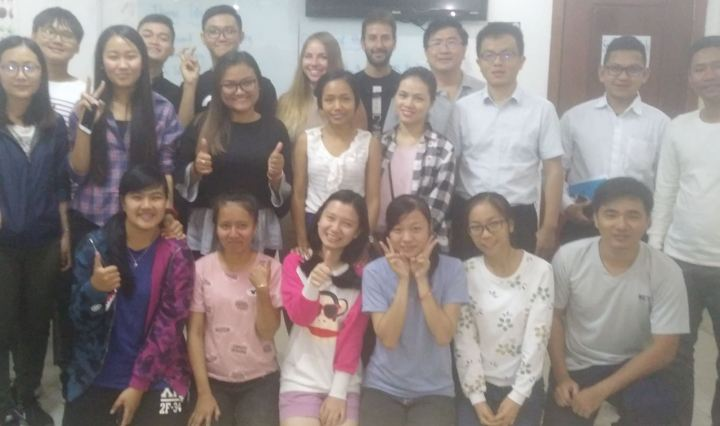 Toastmasters Edniche Club - Phnom Pehn