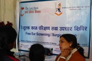 Screenings en colegio Mahendra Bhrikuti