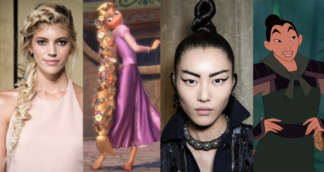 30 disney princess-inspired hairstyles to try - be asia