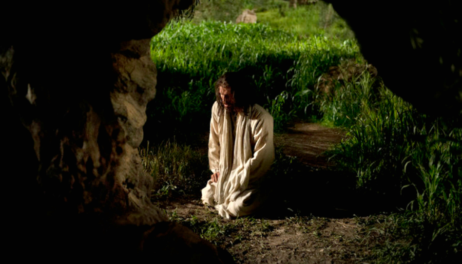 Embrace the mystery of the Cross. My Getsemane: HOLY THURSDAY night