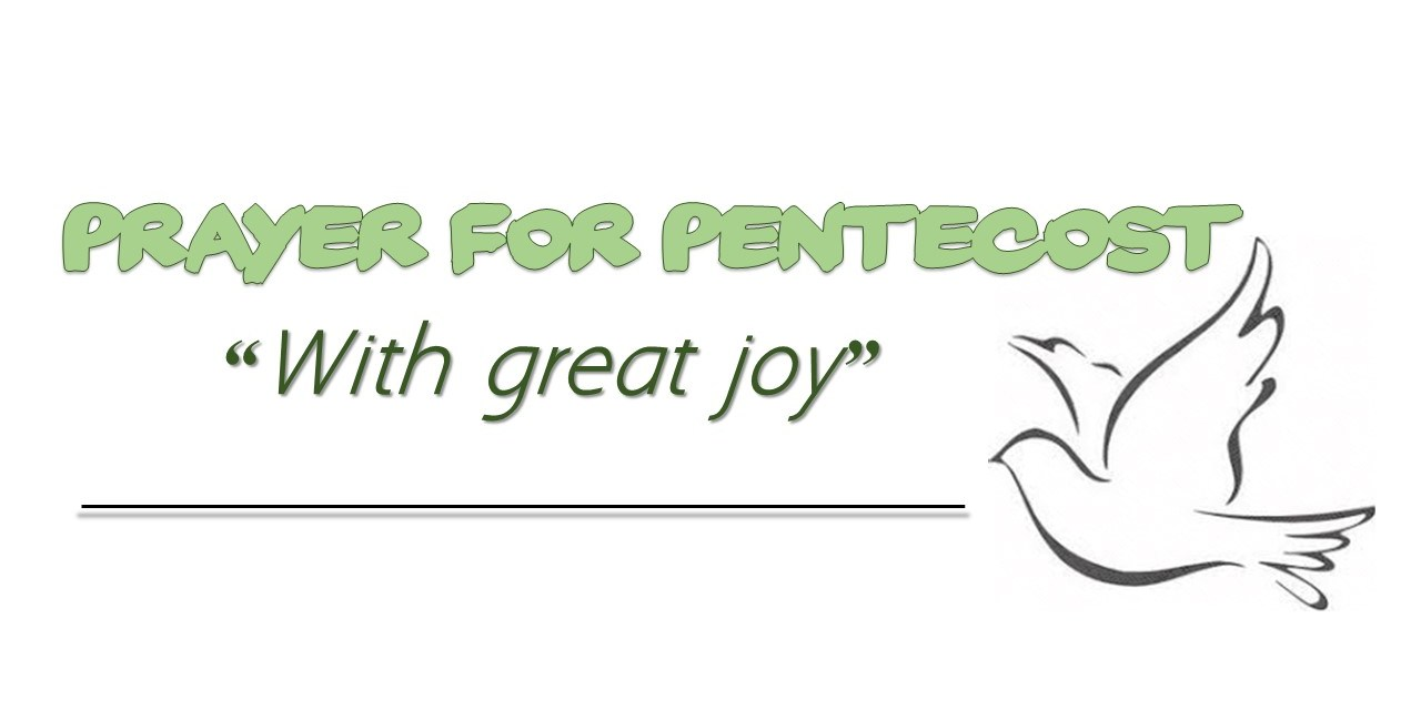 New beginning from the chaos: praying our Pentecost