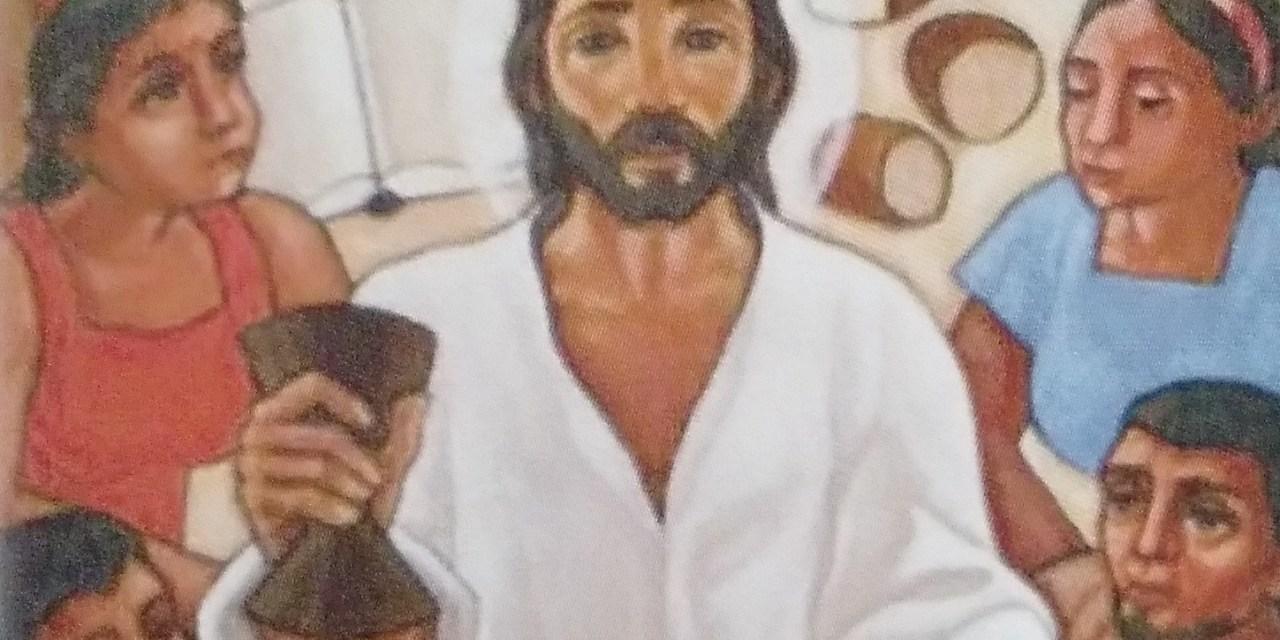 WE ARE THE BODY OF CHRIST: praying Corpus Christi