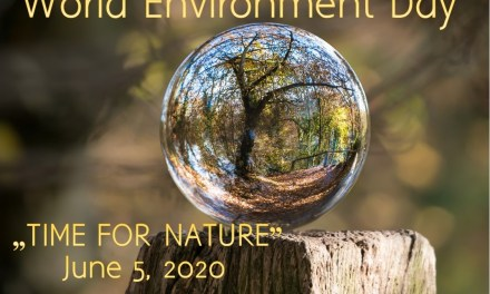 TIME FOR NATURE: UN World Environment Day (June 5, 2020)