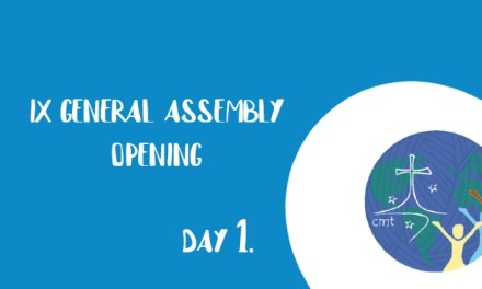 I DECLARE THE IX GENERAL ASSEMBLY OPEN… DAY 1