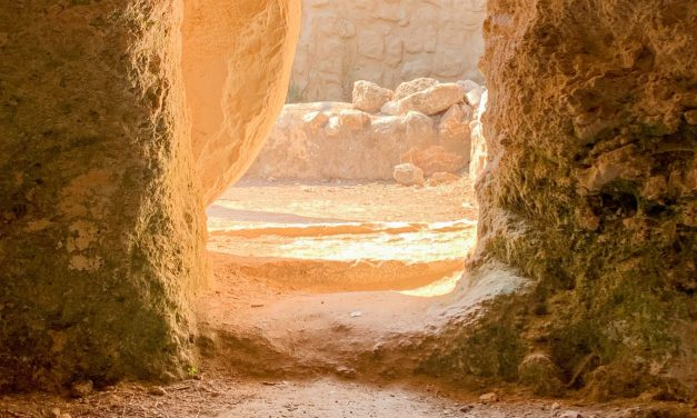 'CHRIST MUST RISE FROM THE DEAD… ' (J 20: 1-9)