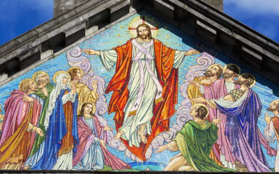 GO TO THE WHOLE WORLD… FEAST OF THE ASCENSION