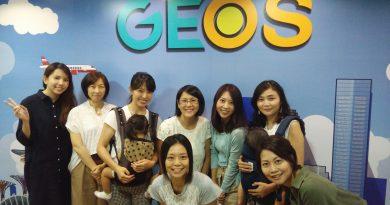 語学学校GEOS×はたママ座談会 ~チャレンジするママを応援したい~