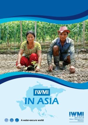 IWMI in Asia - brochure