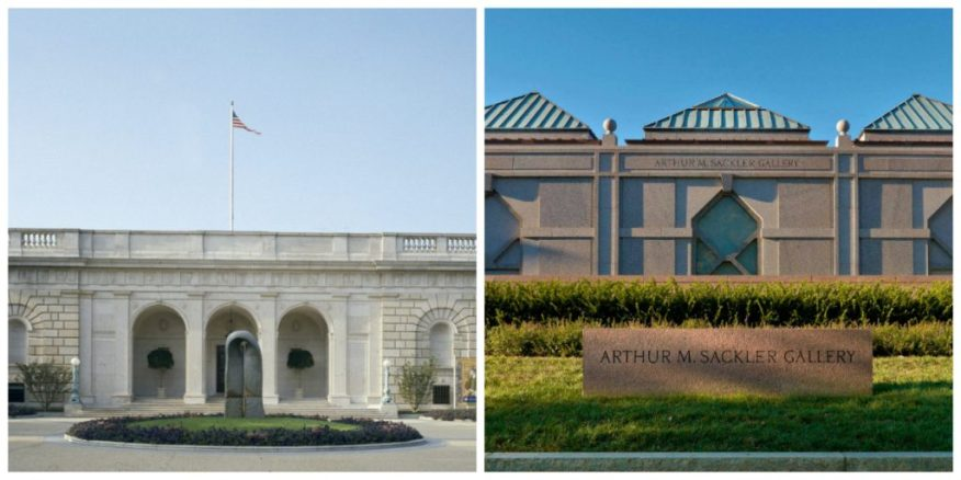 The Freer Gallery of Art is closed through 2017—but the Sackler remains open and as dynamic as ever.