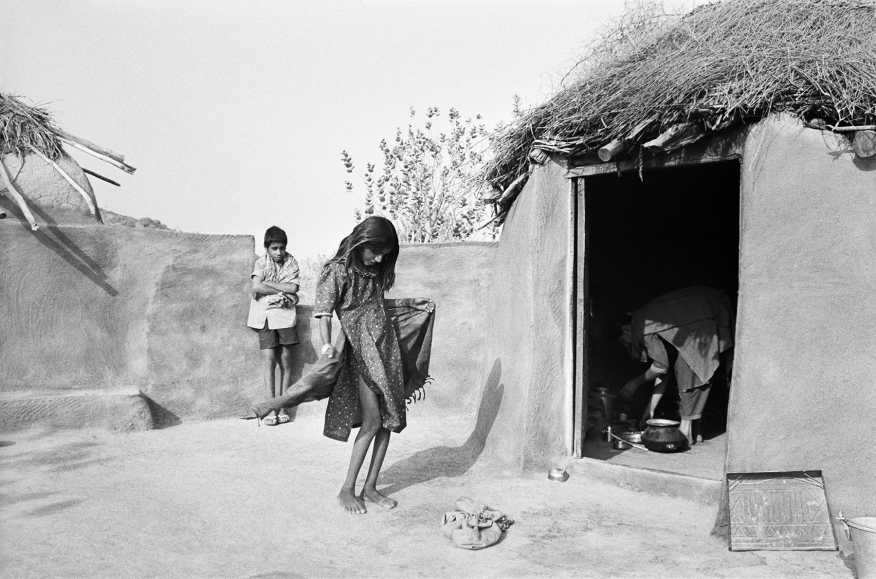 Untitled, from the series Jannat (1984–2007); Gauri Gill (b. 1970, India); 1999–2007; Purchase—Friends of the Freer and Sackler Galleries, S2014.15.1–52