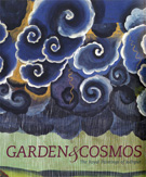 Garden and Cosmos exhibition catalog cover