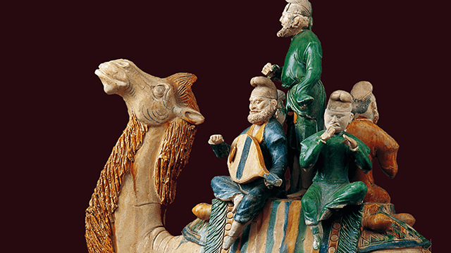 The Sogdians: Influencers on the Silk Roads