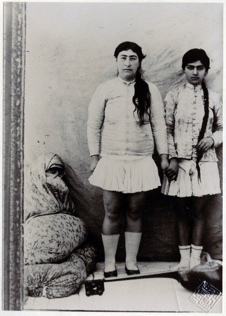 Photo, Sevruguin, Antoin,; b&w ; 10.6 cm. x 14.9 cm.; The Ernst Herzfeld papers. Freer Gallery of Art and Arthur M. Sackler Gallery Archives. Smithsonian Institution, Washington, D.C.