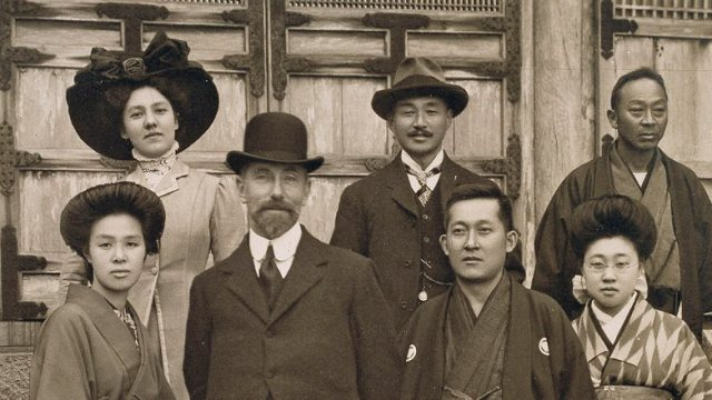 Freer and colleagues in Japan.
