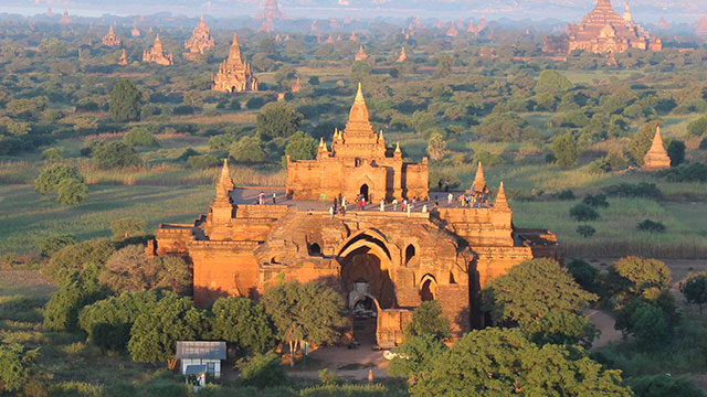 Bagan. Photo by Emma Natalya Stein
